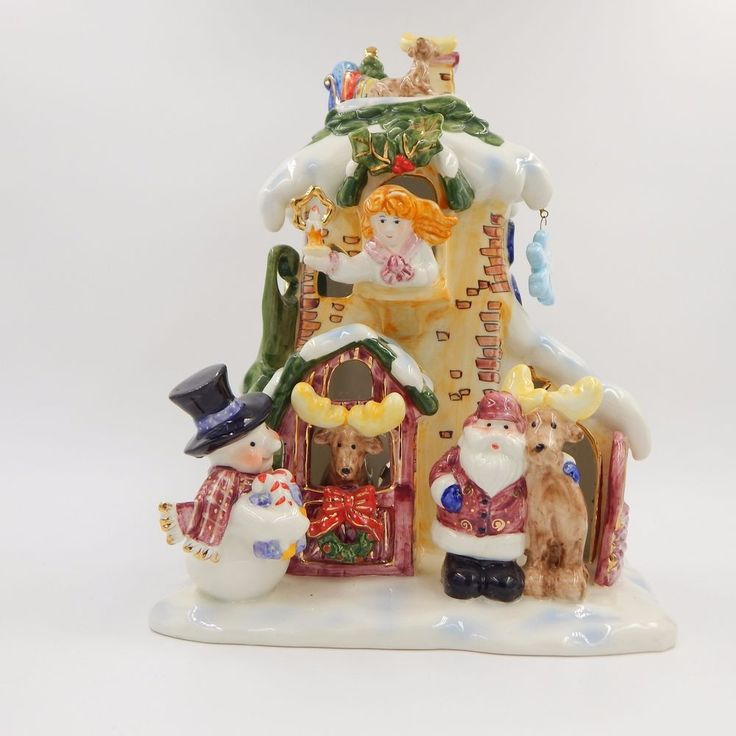 8 best House or Building Figurines and Collectibles images on ...