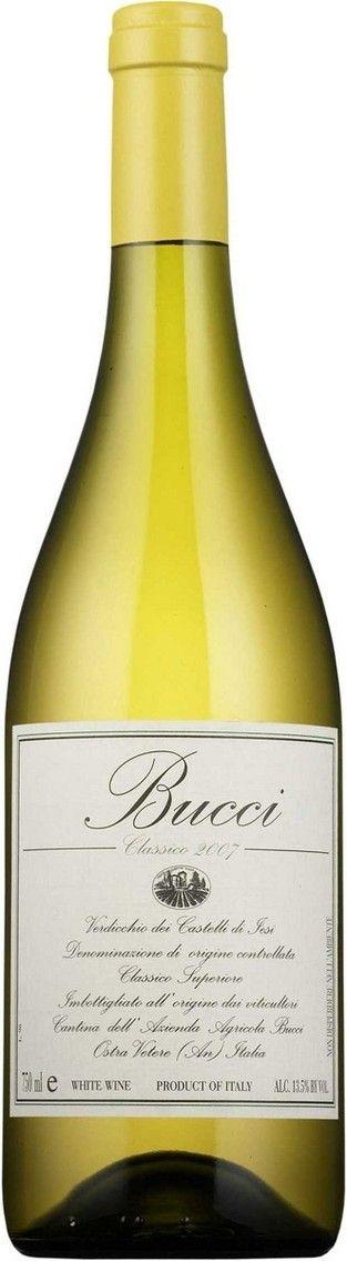 2007 Bucci Verdicchio Classico Reserva 'Villa Bucci' Italia wine / vino mxm