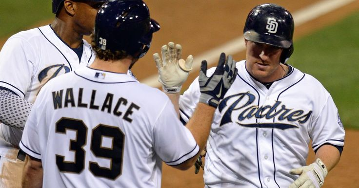 Padres rally for 10-7 win over Dodgers - USA TODAY #Padres, #Dodgers, #Sport