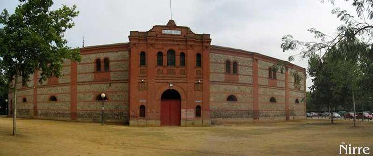Plaza de toros de Talavera dela Reina Toledo España - Buscar con Google