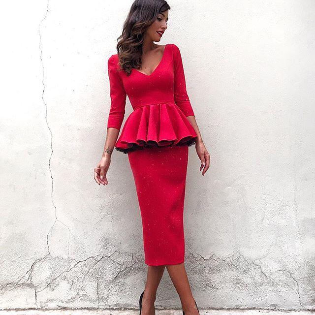El vestido que llevé en Code41 también es de nueva colección @rocioosornocostura. A lo largo de la semana que viene estarán todos en la web, por fin...😅 Feliz fin de semana a todos!!💋