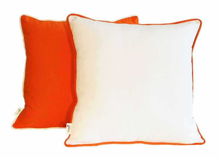 Scatter Cushion Orange