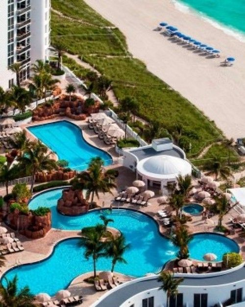 Trump International Beach Resort (Sunny Isles Beach, Florida) - #Jetsetter