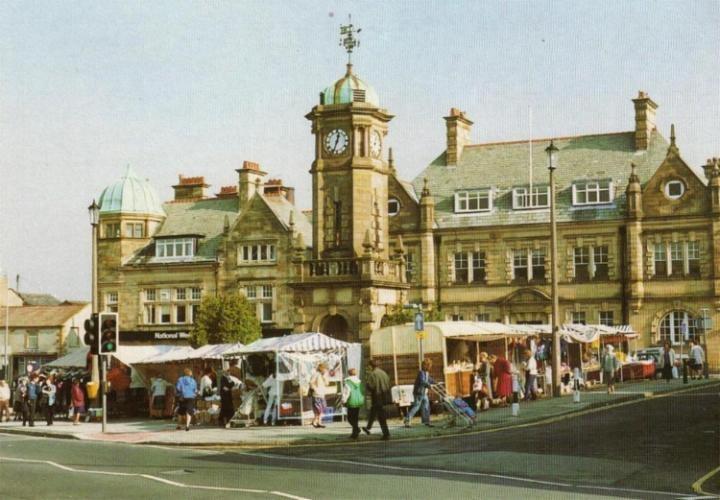 Great Harwood, Lancashire Lancashire, England