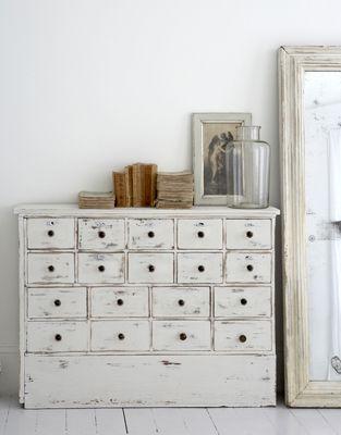 lovely chabby drawer