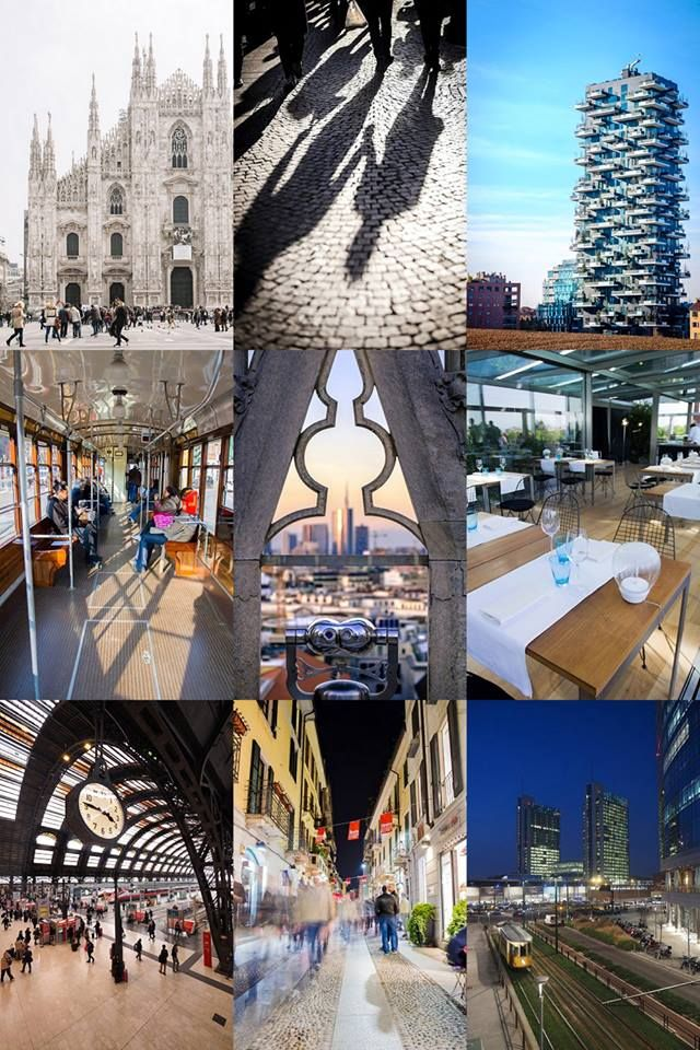 On the occasion of Design Week, let's celebrate the beauty of #Milan, the capital of italian #fashion and design
