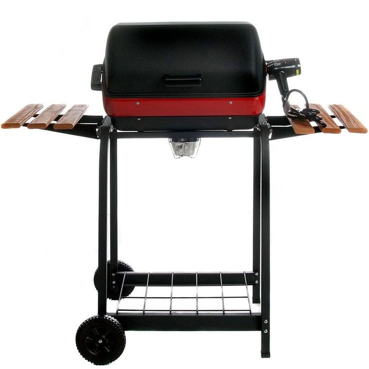 Meco Electric BBQ on Cart Model 9325 Grill