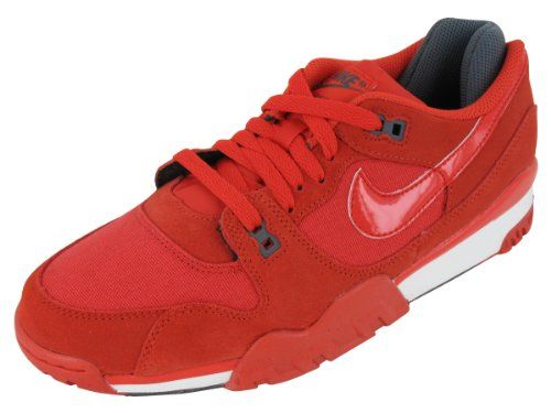 Nike Mens NIKE AIR TRAINER 88 TRAINING SHOES 115 Men US PIMENTOPMNTDARK  GREYDARK GREY **