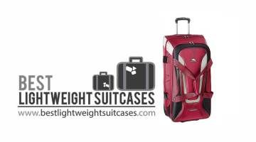 Pick the best lightweight suitcases for your travel. The considerations to pick best suitcase are style and fashion, type of luggage you are carrying, and how long you intend to travel. This site gives you the best and updated reviews for best lightweight suitcase.