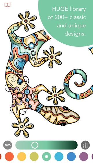 Pigment - The only true coloring book experience for adults by Pixite LLC