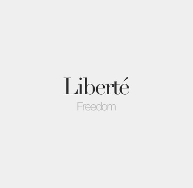 Best 25+ Beautiful French Words Ideas On Pinterest