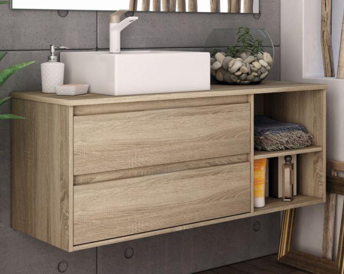 Meuble salle de bain egore mr bricolage meuble salle - Mr bricolage salle de bain ...