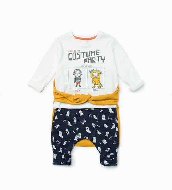 Halloween - Baby jongen | 3 - 36 maanden - KINDEREN | ZARA België