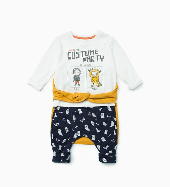 Halloween - Baby boy | 3 months - 4 years - KIDS | ZARA United Kingdom