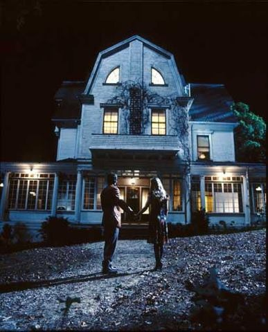 The Amityville Horror. Yes, a house can be evil. Any house with a basement is evil. Any house with an attic is place for Christmas decorations.