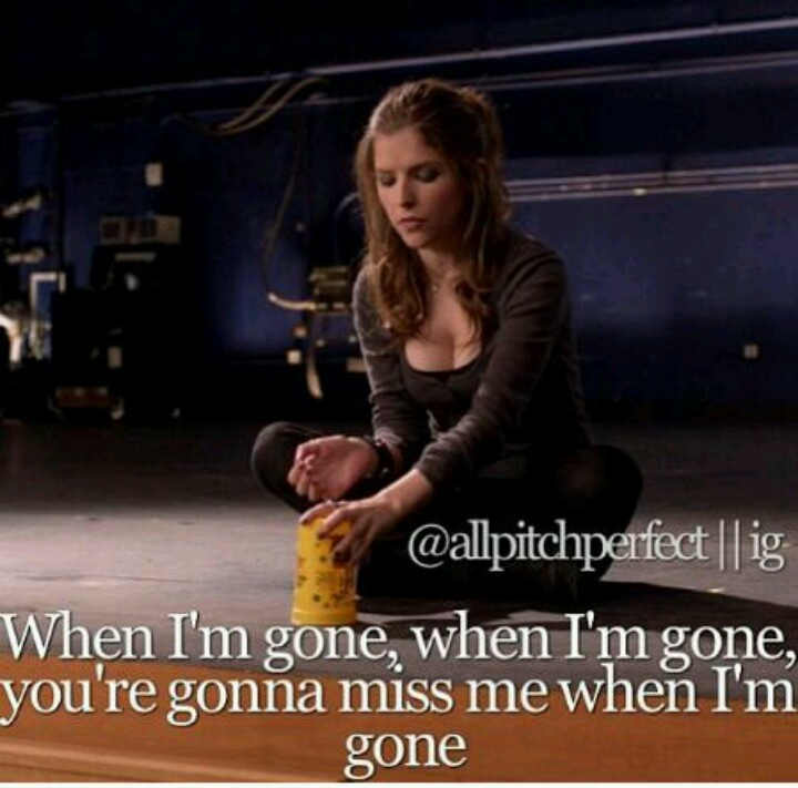 Gonna Miss You All Quotes: 31 Best Images About Aca-scuse Me? On Pinterest