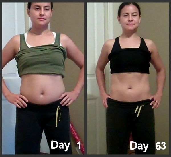 Insanity Workout Review - awesome results with insanity workout programs... Insanity Workout before and after pictures! ngantcv bernadineyvy bikini-body abs workout abs ab-excercise fitness