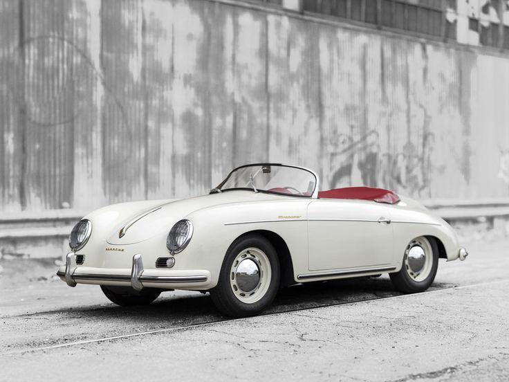 1956 Porsche 356 A 1600 Speedster by Reutter   Monterey 2015   The Pinnacle Portfolio   RM Sotheby's