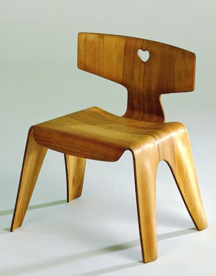 Charles And Ray Eames, 1945, Childrenu0027s Chair, Molded Plywood, Evans  Products Company Great Ideas