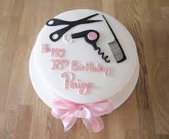 Bildergebnis für hairdressers cake