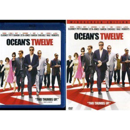 Ocean's Twelve (Blu-ray + Standard DVD 2-Pack) (Widescreen)
