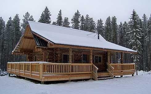 Log cabin mobile homes log home ideas pinterest log for Log cabin single wide