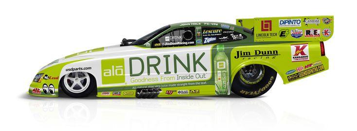 Motor'n | KANGAROO EXPRESS JOINS ALO DRINK/JIM DUNN RACING AT CHARLOTTE