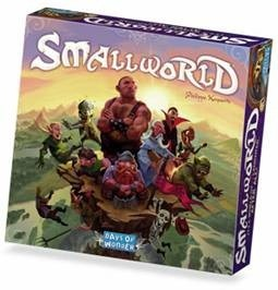 Small World - as seen on Wil Wheaton's youtube video