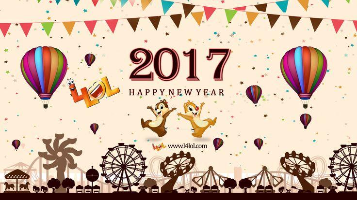 Happy New Year 2017 Status - http://www.merrychristmaswishes2u.com/happy-new-year-2017-status/