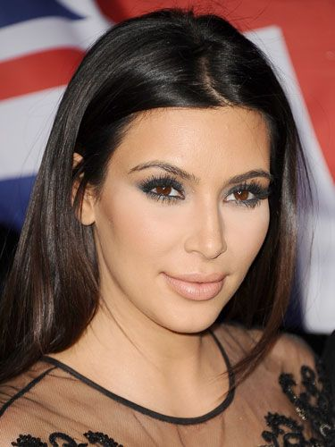 For an olive complexion, like Kim Kardashian, try an ...