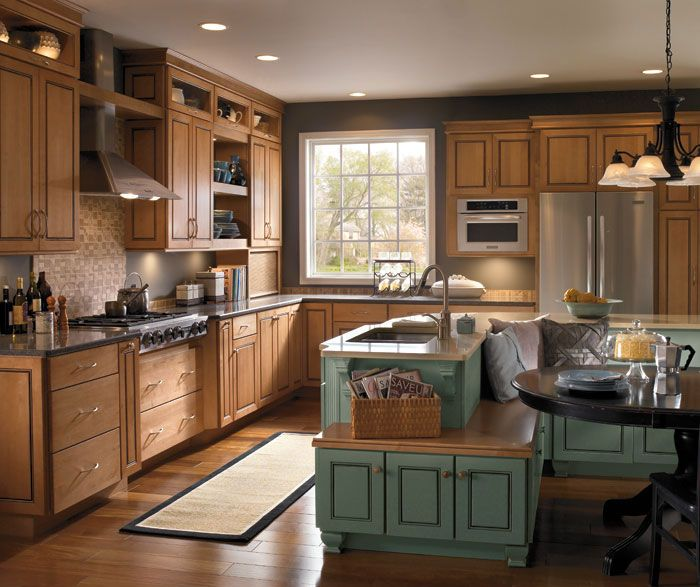 Kitchen Ideas Maple Cabinets: 25+ Best Ideas About Kitchen Designs Photo Gallery On