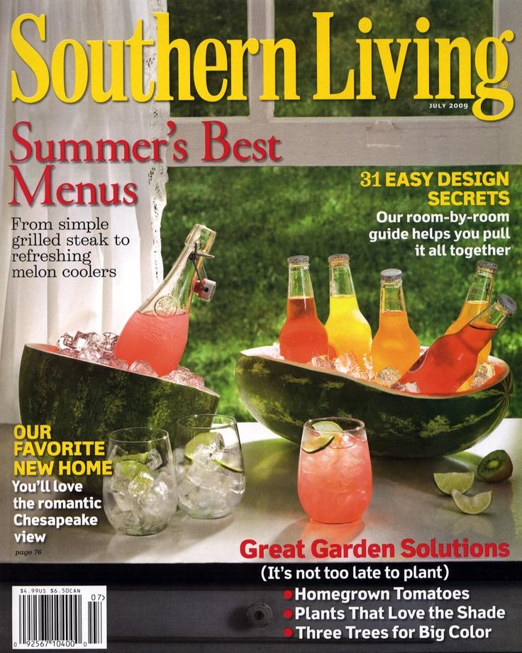 Southern Living April 2007