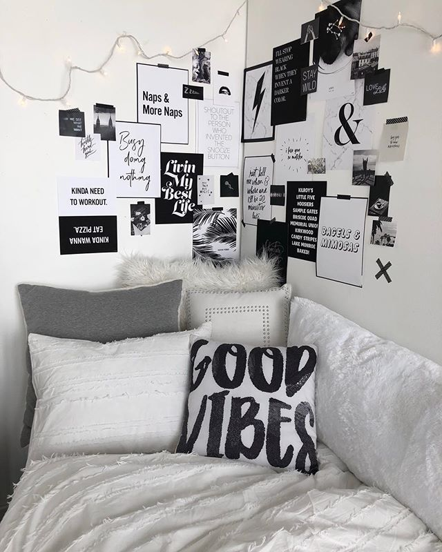 Want To Know The Secret To A Next Level Gallery Wall Check Out Dormify White Room Decor Cute Dorm Rooms Dorm Room Decor