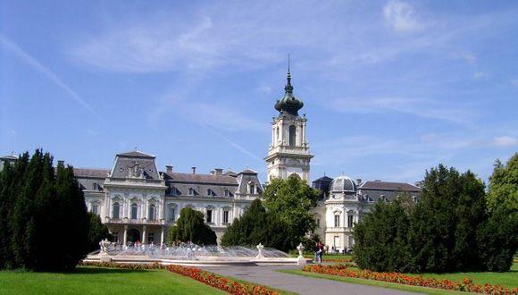 Festetics Palace in Keszthely