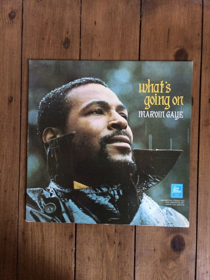 Martin Gaye - What's going on