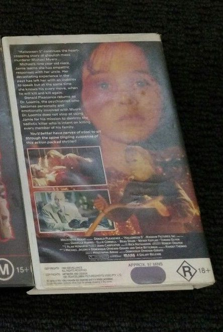 """HALLOWEEN 5"" (TRANCAS, 1989), PAL VHS, ""RCA COLUMBIA PICTURES INTERNATIONAL VIDEO"", IRLANDA, viaggi, ""BREXIT video"", ""UK BREXIT"", Sagittarius Sun, Mars in Capricorn sign, Venus in Aquarius horoscope, Aries Jupiter, Moon in Cancer sign, ""sidereal astrology"", ""Joana Preiss"", ""Danielle HARRIS"", SOKO, ""Melody PROCHET"", ""Louise FOLLAIN"", ""indie girl"", occultismo, ""stivali gotici"", mutanti, vampiri, ""Renault 21"", ""Nissan Primera"", ""Mitsubishi Galant GLS"", automobili, VoVillia, ""RUSH WEEK"" & ""Sims…"