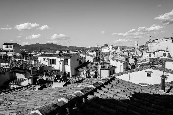 View from #PalazzoToscanelli #photography #PhilippSenn #florence