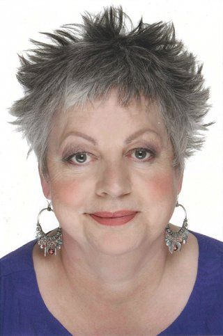 Jo Brand...As an ex psych nurse turned stand up turned actor...I adore her very dry sense of humour!! She's a compassionate person with great insight but doesn't tolerate fools (I think..)..Love her!!