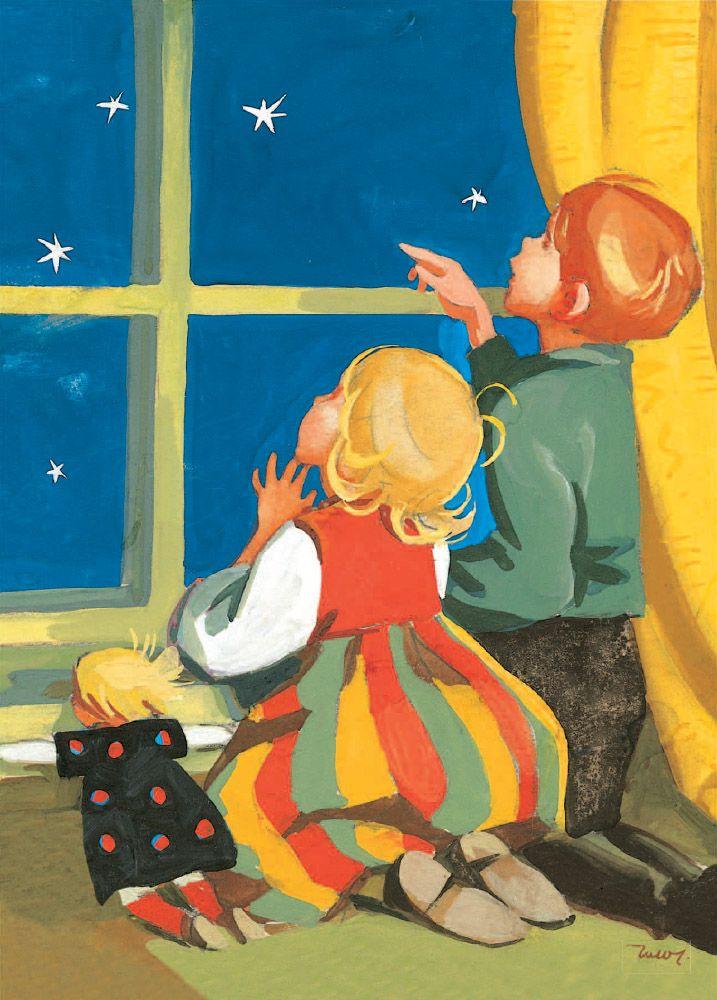 katsoa tähtiä
