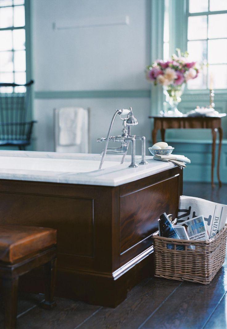 25 best undermount bath images on Pinterest | Soaking tubs, Bathtubs ...