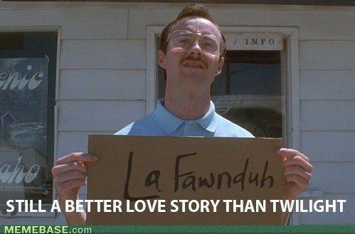 Napoleon Dynamite - Still a better love story than Twilight