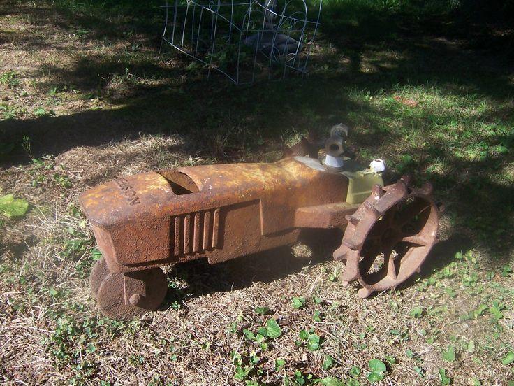 Thompson Tractor Sprinkler Parts : Best vintage garden water sprinklers images on pinterest