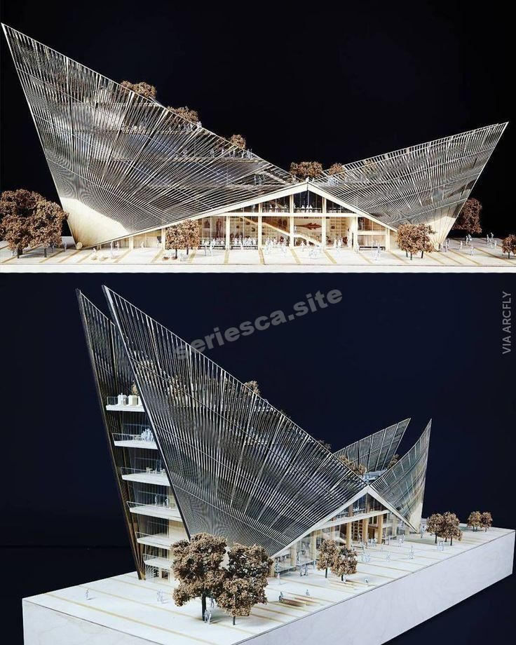Futuristische Architektur Make Architects, #architects #architekturstudium In 2020 ...