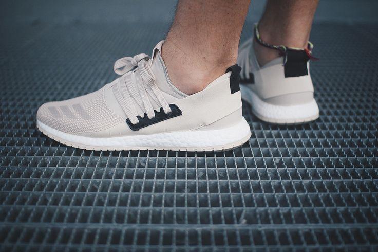"adidas Pure Boost R ""Biege"" - EU Kicks: Sneaker Magazine"
