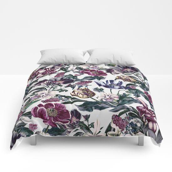 #homedecor #floral #art #bedroom