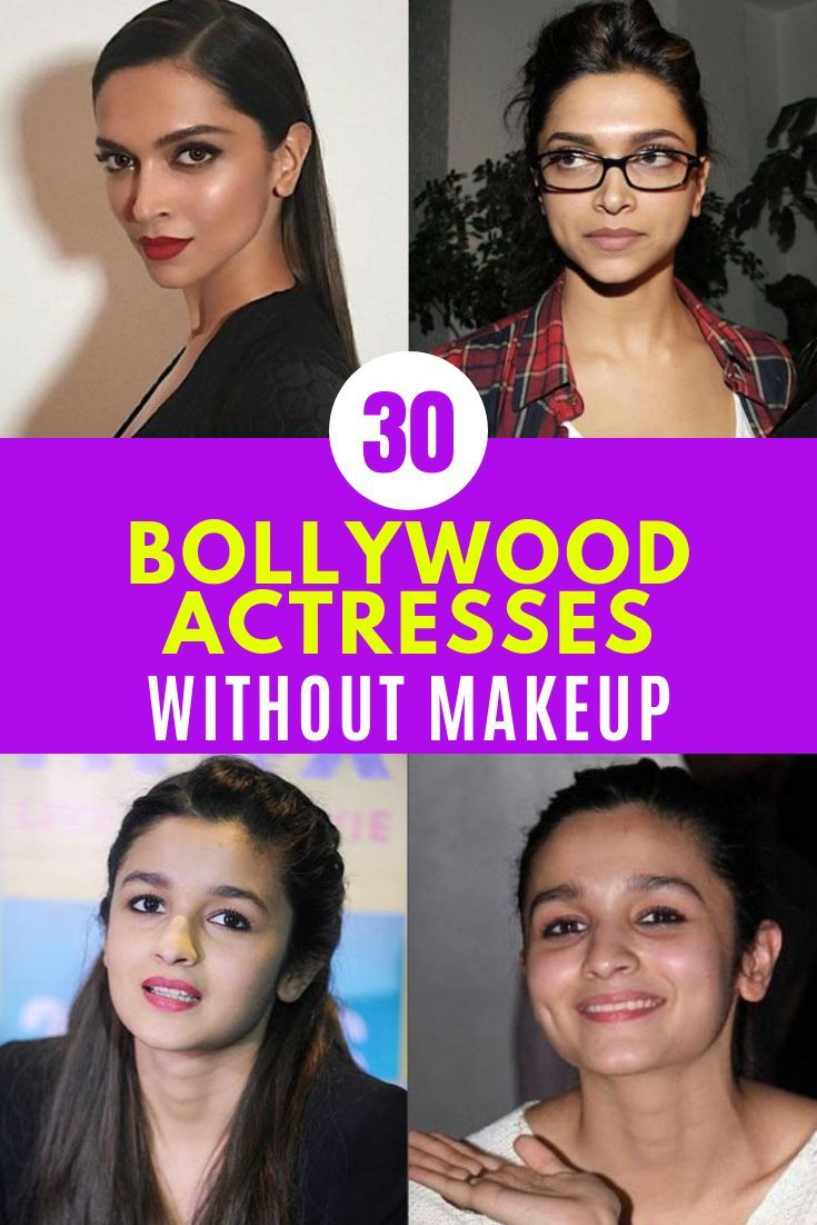 30 bollywood actresses without makeup | actress without