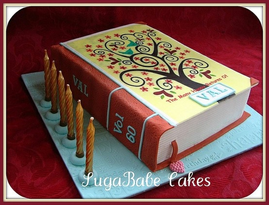 Book Shaped Cake Images : 70 best Dort kniha images on Pinterest Book cakes, Cakes ...