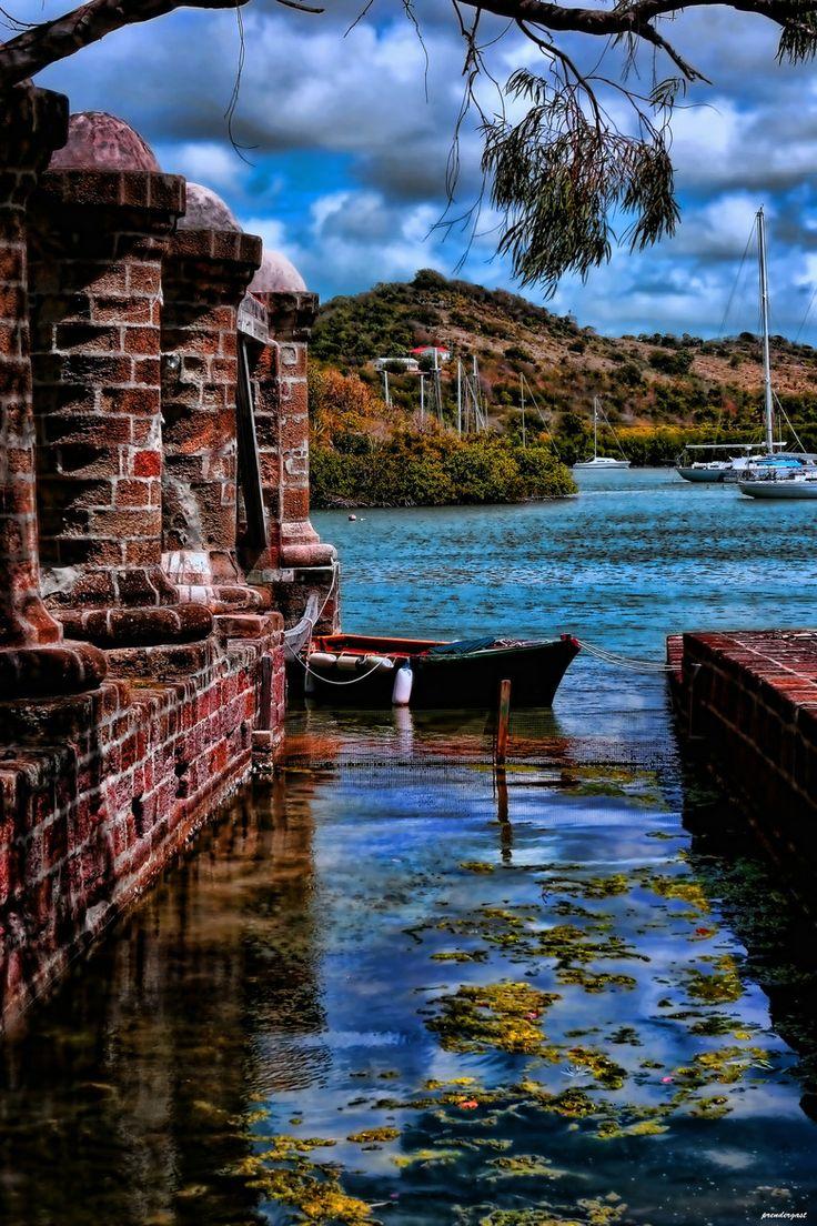 Nelsonu0027s Dockyard Antigua by Tom Prendergast 393