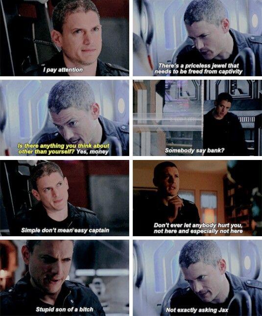 "Leonard Snart in #1x03 ""Blood Ties"" - #LegendsofTomorrow"