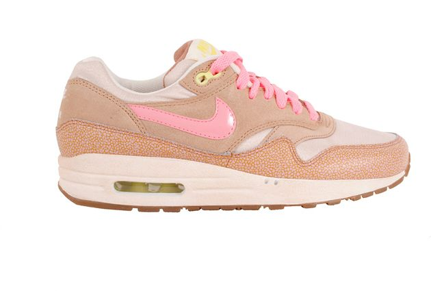 Nike Wmns Air Max 1 Premium - Dusted Clay / Polarized Pink